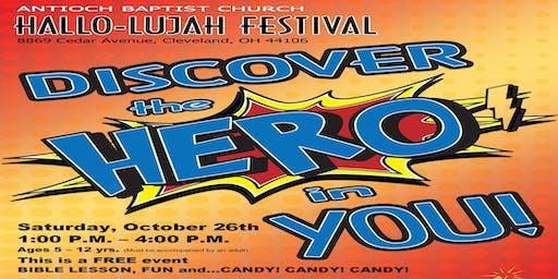 Antioch Baptist Church Hallo-lujah Festival