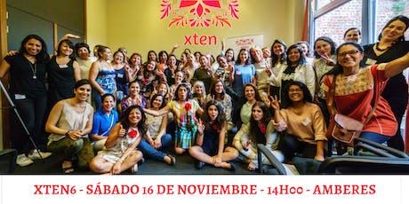XTEN6 - Encuentros para crecer billets