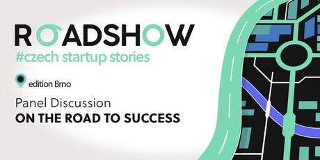 Roadshow:#czech startup stories - edition Brno tickets