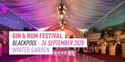 The Gin & Rum Festival - Blackpool - 2020