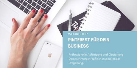 Pinterest für Dein Business Tickets