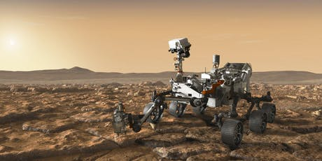 Searching for Signs of Life on Mars tickets