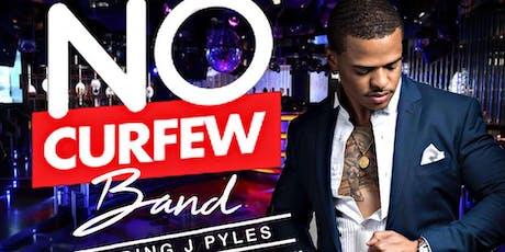 No Curfew Band ft. J. Pyles tickets