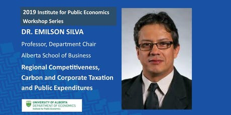 Dr. Emilson Silva -  Alberta School of Business -  IPE 2019 Workshop tickets