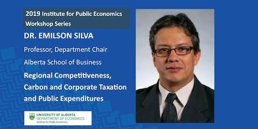 Dr. Emilson Silva -  Alberta School of Business -  IPE 2019 Workshop