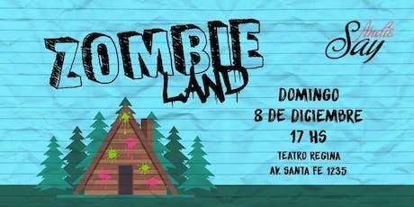 Zombieland - Muestra alumnos Andie Say KIDS entradas