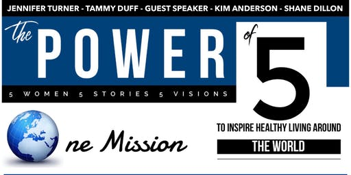 Power of 5:   Stories of Hope in Our Community