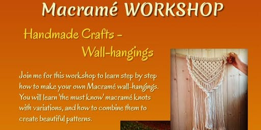 Macramé Making Workshop