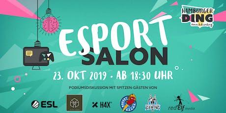 Esport Salon Tickets