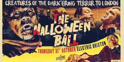 The London Halloween Ball 2019