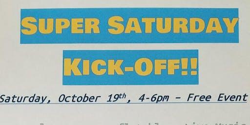 Super Saturday Kick-off