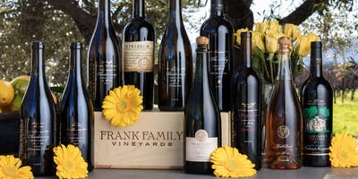 Frank Family Vineyards Seminar & Tasting x