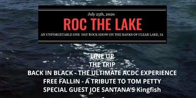 ROC THE LAKE - An Unforgettable One Day Rock Festival - 21 & OVER EVENT