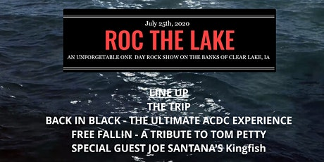 ROC THE LAKE - An Unforgettable One Day Rock Festival - 21 & OVER EVENT tickets
