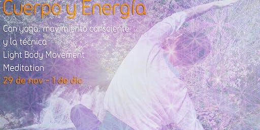 Cuerpo y Energia - Una introducción de Light Body Movement Meditation