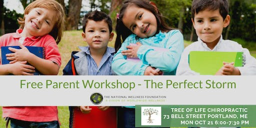 The Perfect Storm Workshop