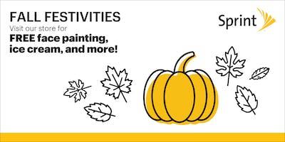 Fall Festivities at Sprint