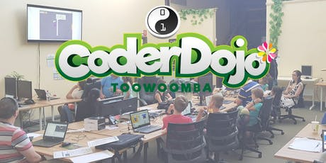 CoderDojo Toowoomba : Afternoon Session : Term 4, 2019 tickets