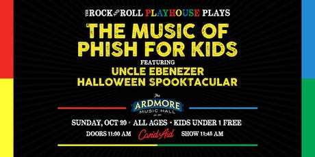 Phish for Kids! Presented by The Rock & Roll Playhouse tickets