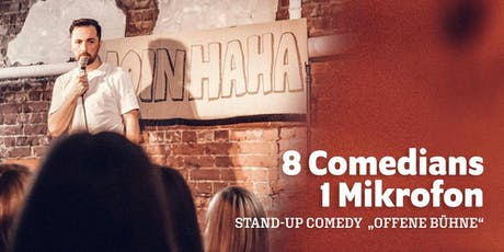 "Stand-up Comedy ""Offene Bühne"" Tickets"