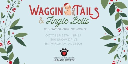 Waggin' Tails & Jingle Bells - Holiday Shopping Night