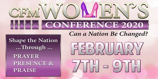 Can a Nation Be Changed - CFM Women's Conference 2020