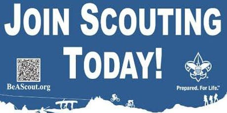 Join Scouting Night tickets