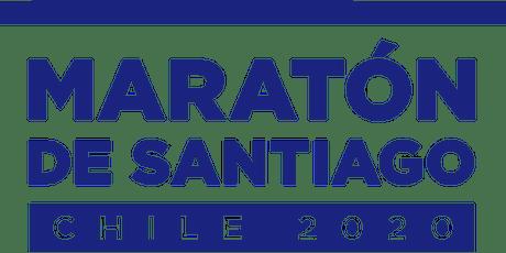 Maratona de Santiago 2020 - Inscrição entradas