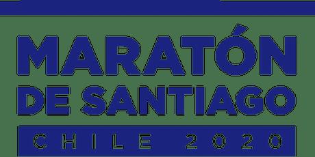 Maratona de Santiago 2020 - Inscrição tickets
