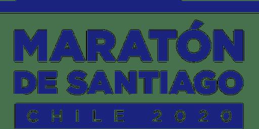 Maratona de Santiago 2020 - Inscrição
