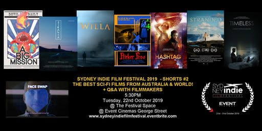 Sydney Indie Film Festival 2019 For all Science Fiction Movies Fans