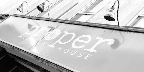 Ghost Hunt @ Proper Coffee, Margate tickets