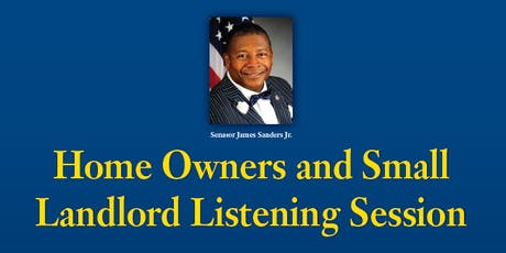 Listening Session: Home Owners & Small Landlords tickets
