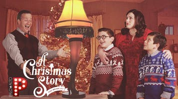"""""""A Christmas Story: The Musical"""""""