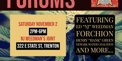 Community Cannabis Forum at The Joint