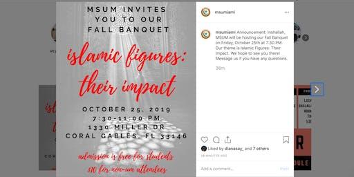 MSUM Fall Banquet