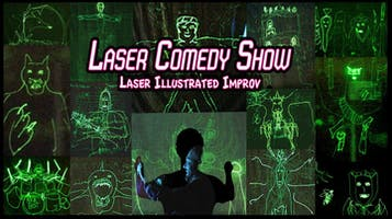 """""""Laser Comedy Show"""""""