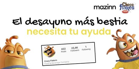 CONCURSO de ideas para Chocoflakes. Make Fleky Great Again entradas