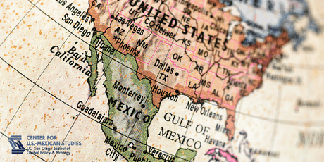 The Mexico-California and Mexico-Texas Relationships tickets