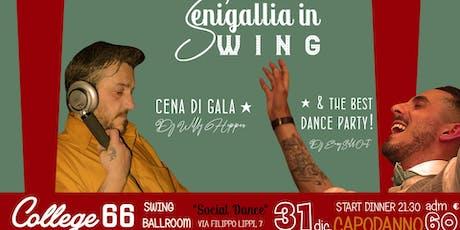 Senigallia in Swing - Capodanno 2020 biglietti