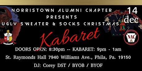 The Ugly Sweater &  Socks Christmas Kabaret tickets