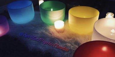 Chakra Sound Healing! Private Session's!!