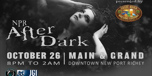 NPR After Dark Hallowe'en Downtown