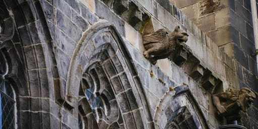 Create a Gargoyle - Paisley Halloween 2019 Creative Craft Trail