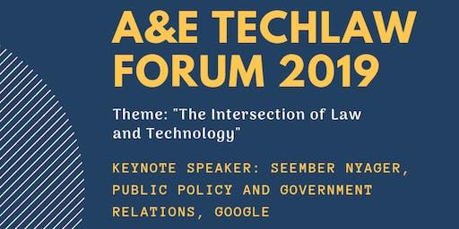 A&E TechLaw Forum 2019