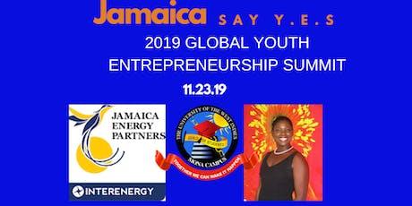 2019 GLOBAL YOUTH ENTREPRENEURSHIP SUMMIT tickets