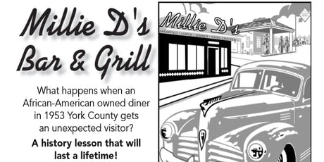 Millie D's Bar and Grill - 22nd Annual Production in the MLK Play Series tickets