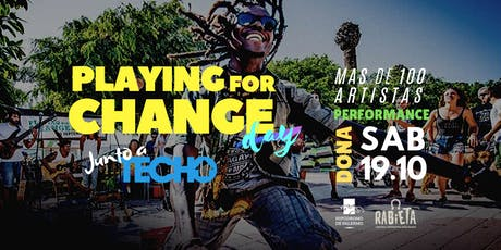 Playing for Change Day Buenos Aires entradas