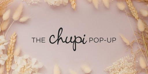 The Chupi Pop-Up: Cork Edition
