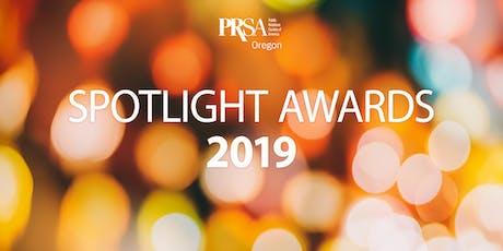PRSA Oregon 2019 Spotlight Awards tickets